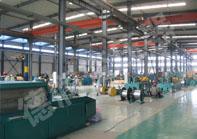 阳泉s11油浸式变压器生产线